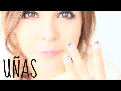 PINTA TUS UÑAS♥ (3 MANERAS FÁCILES) - Yuya