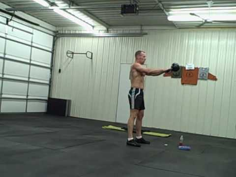Kettlebell Meltdown 300 Workout Image 1