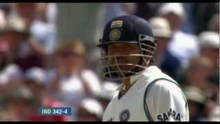 Poor (and marginal) umpiring decisions -- England vs India 2007 test series