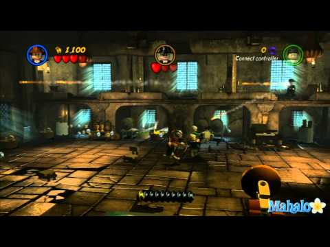 LEGO Indiana Jones 2- Raiders of the Lost Ark Walkthrough- 1 of 5