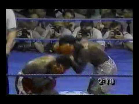 Nigel Benn Vs Michael Watson (PART 1/2) Video