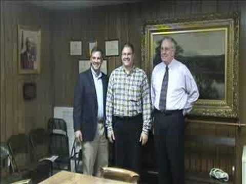 Board of Selectmen Swearing In Nov 07 Preston CT