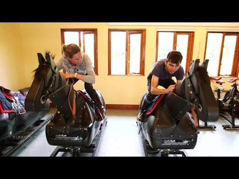 Britain's prime horse racing school