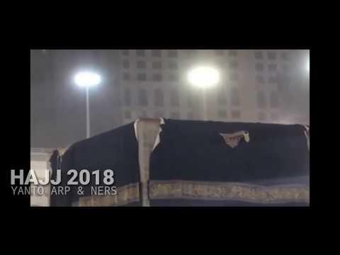 Astafirullah Pertanda Apa Ini,??.Kiswah Kakbah Terbuka Karena Badai, Hajian 2018 || Indonesian Nurse