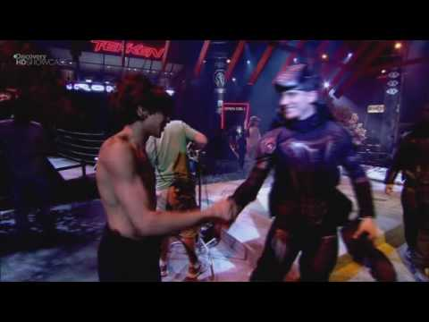 Tekken Movie Stunt Stars (discovery) Part 5 end video