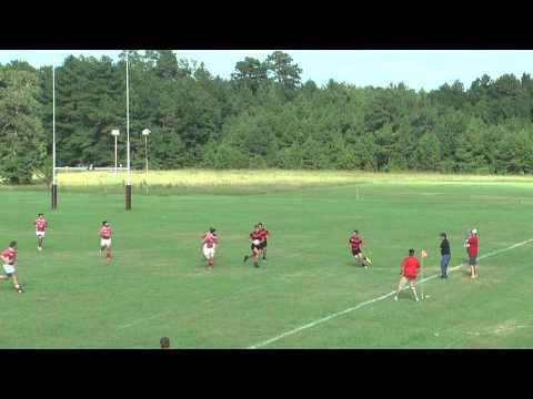 Arkansas  State University Rugby - Mike Baska @ Little Rock, AR 15's Challenge Weekend #SCTop10