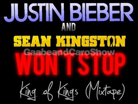 Won't Stop - Sean Kingston Ft. Justin Bieber video