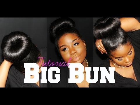♥ Omg Look at Her BUN