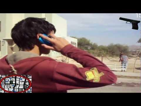 GTA San Andres vida real ( DESASTRES CREW)
