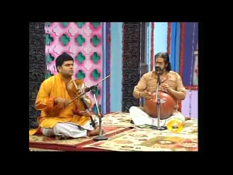 Karnatak Classical Flute-V Vamshidhar- Saveri Part  2.avi