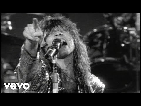 Bon Jovi - Wanted Dead Or Alive Music Videos