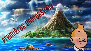 The legend of Zelda Link's awakening: Mes premières impressions.