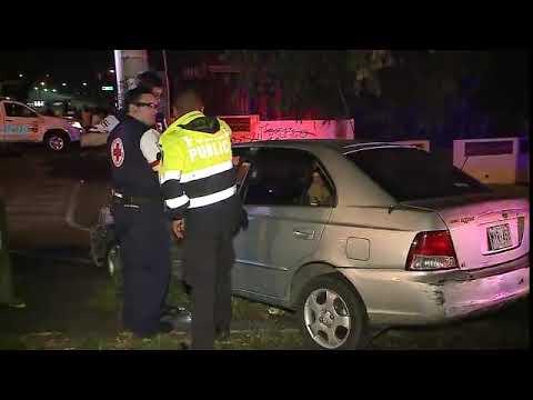 Motorizados matan a conductor en Hatillo 6