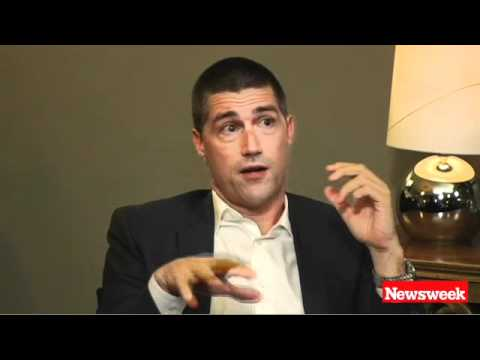 2010 Emmy Roundtable: Matthew Fox: How