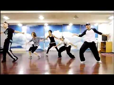 Lucifer- Shinee Dance [slow+mirror] video
