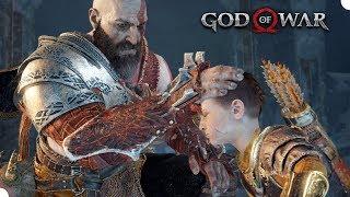 GOD OF WAR #30 - Deuses vs Deuses! (PS4 Pro Gameplay em Português PT BR)