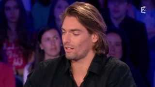 Camille Lacourt - On n'est pas couché 11 avril 2015 #ONPC