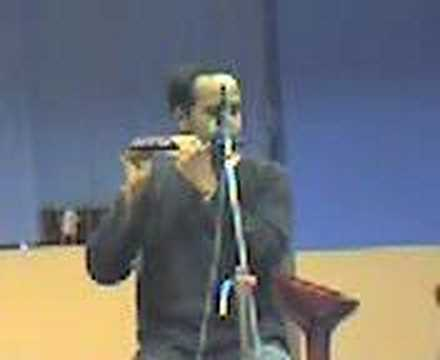 Ae Ajnabi - Song played on flute