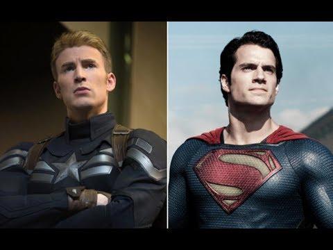 Captain America 3 vs Man of Steel 2