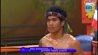 Sor Reachsey vs Chhay Chhakkan(thai), Khmer Boxing MY TV 16 Feb 2018, Kun Khmer vs Muay Thai