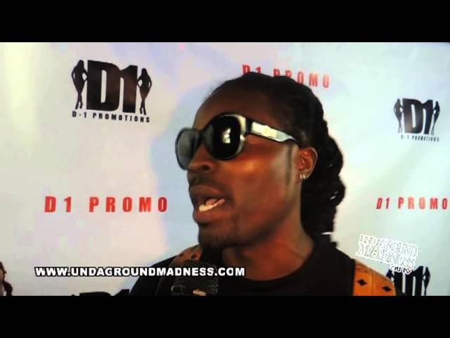 UNDAGROUND MADNESS ATL TV  Q-THRILL INTERVIEW