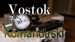 The Amazingly Affordable, Mechanical, Vostok Komandirskie (811275 Review)