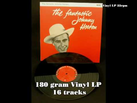 Johnny Horton Vinyl.mpg