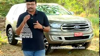The facelift Ford Endeavour Price, Mileage, Review | Smart Drive 10 Mar 2019