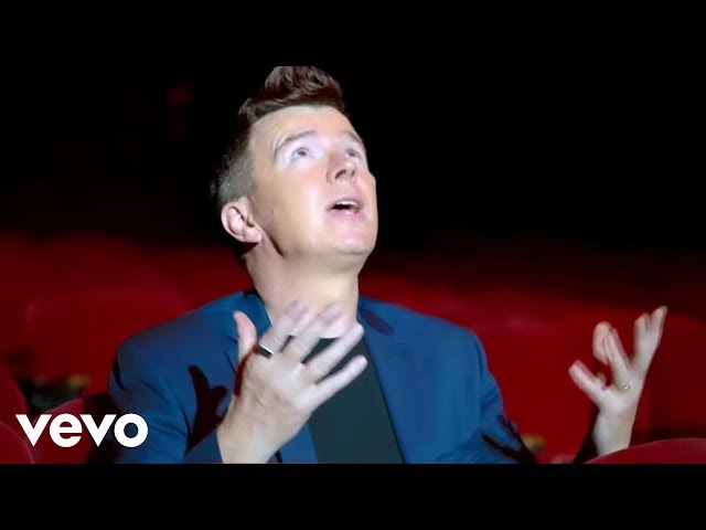 Rick Astley - Pray With Me