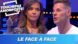 Le face à face : Karine Le Marchand vs. Matthieu Delormeau
