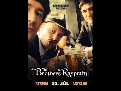Brothers Rasputin live @ Art Klub, Trnava