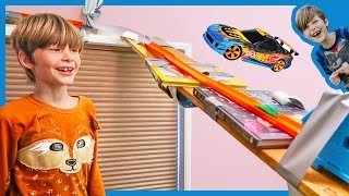 Hot Wheels Super Ramp with Paper Trax
