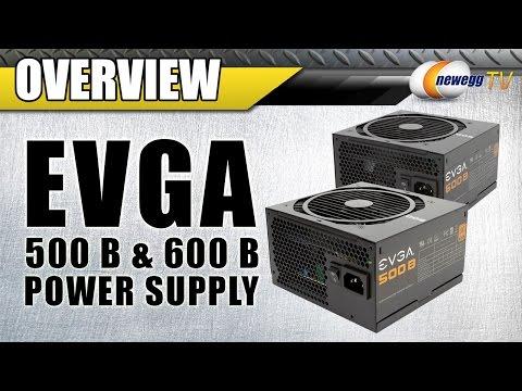 EVGA BRONZE Series PSUs Overview - Newegg TV