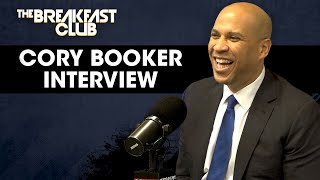 Cory Booker Speaks On Wealth Inequality, Housing Reform + Why Polling Doesn't Matter
