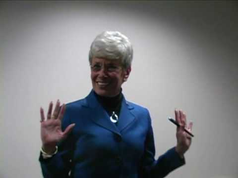 Nancy Wyman at Milford DTC