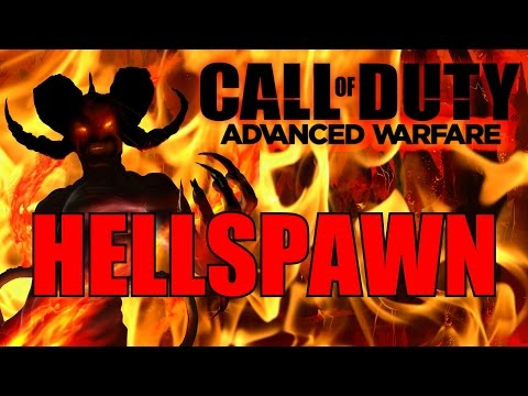 Advanced Warfare: HELLSPAWN! Demon Game Mode/New Zombies Mode (Speculation)