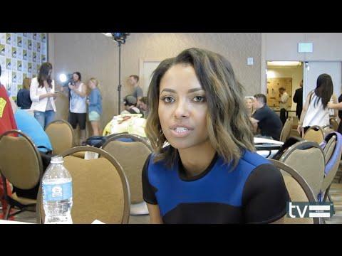 Kat Graham Interview - The Vampire Diaries Season 6