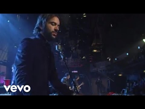 The Wallflowers - First One In The Car (Live @ Letterman)