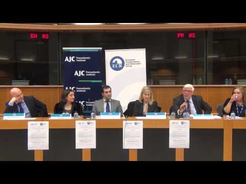 Human Rights in Iran & EU's Policy of Engagement - Part 1 - Conference in European Parliament