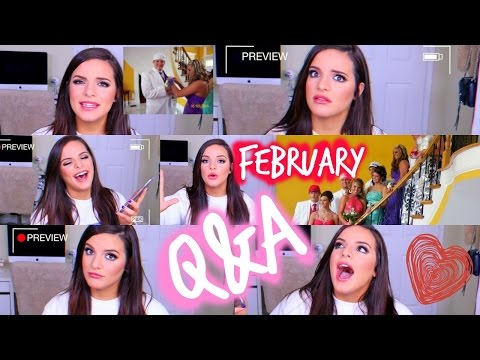 Heartbreak? Old Prom Photos? Best Friend Dating Ex? Q&A | February 2015!