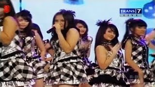 [HD] JKT48 - Oogoe Diamond @ Selebrita Awards TRANS7 [13.04.21]