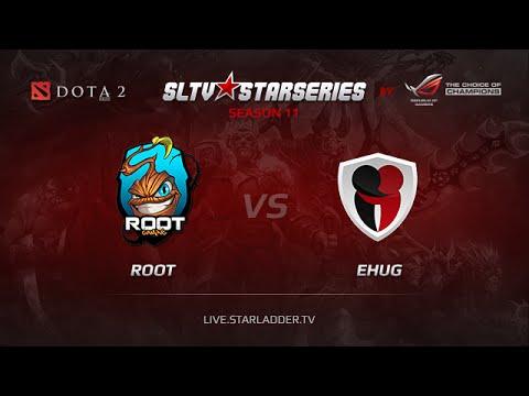 ROOT vs eHug, SLTV America Play Off, LB Final, Game 2