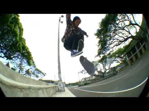 Fakie Benihana & 360 Hardflip - Jason Park