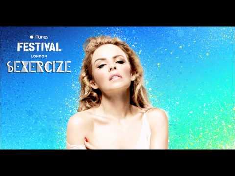 Kylie Minogue - Sexercize (iTunes Festival) [Audio]