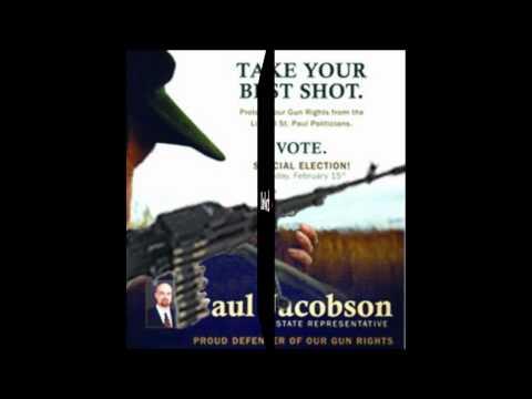 Recent Minnesota Election Campaign Gun Literature