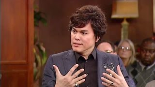 Joseph Prince: Obtaining Righteousness (LIFE Today / James Robison)
