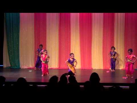 Mother's Day 2013 - Ananya's Dance performance