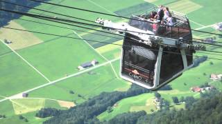 Stanserhorn Funicular & Cabrio Cable Car