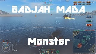 T7 PA DD Gadjah Mada - The Gearing Monster Of T7