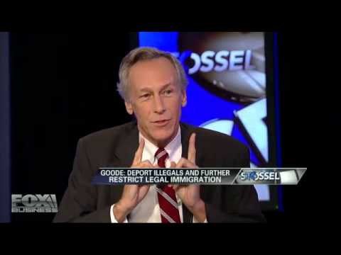 Virgil Goode on Stossel: A Candidate Based Solely on the Constitution